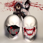Creepypasta Masks