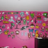 The Wall Of Perlers