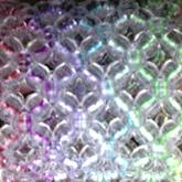 Clear/Rainbow X Base