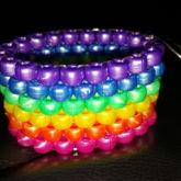 Rainbow - Even Stitch Peyote