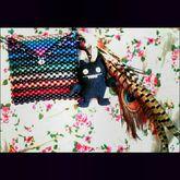 The Kandi Bag/purse I Made