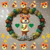 Animal Crossing Teddy Kandi Bracelet