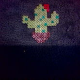 Cactus Perler Bead Creations