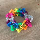 Rainbow Starburst Cuff