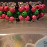 Smiley Face 3d Cuff