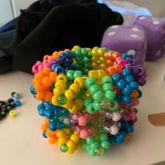Rainbow Mega Cuff