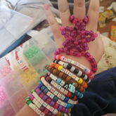 All Of The Kandi I've Made Recently:D