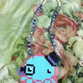 Fancy Octopus Necklace