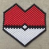 Pokeball Heart