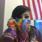 Scene Punk Kid In School