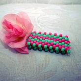 Pink/green Coff