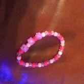 Crackle Bead Single