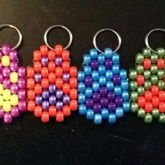 Some Paw Keychains