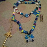 Both Alice Chocker And Necklace
