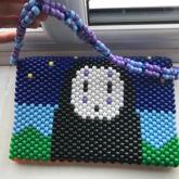 Spirited Away Bag Back