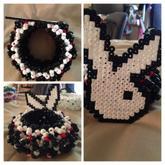 Playboy Bunny 3D Cuff