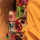 My Multi Stitch Cuffs! <3