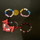 All The Kandi I Made On My First Day