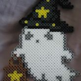 Ghostly Trick Or Treater