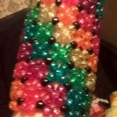 Glitter Rainbow X Base
