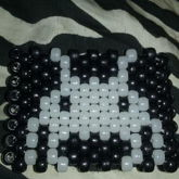 Space Invader Glow In The Dark