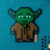 Yoda (Perler)