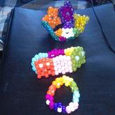 Peyote Kandi Bracelets