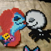 Kissing Jack And Sally