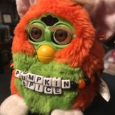 Furby Necklace!