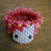 3D Hello Kitty Cuff