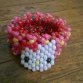 3D Hello Kitty Cuff