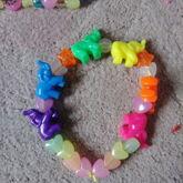 Neon Elephants
