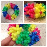 Spring Colors, Spring Bracelet ;)