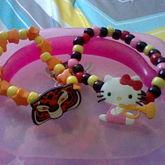 Hello Kitty And Tigress Singles