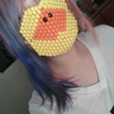 Duck Chicken Mask Thingy