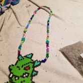 Reptar Necklace