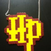 Harry Potter Logo On A Chain Now