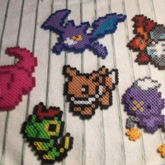 Pokemon Perlers