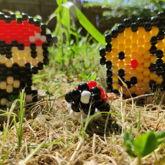 8bit Ash & Pikachu