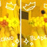 Technoblade Crown Cuff B)