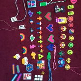 Kandi Collection Update Perler Bead Items