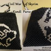 Civil War Of Skyrim Purse
