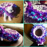 My Little Pony Rarity Cuff