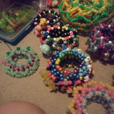 Multiple Cuffs I Made