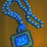 Another Perler Necklace :3