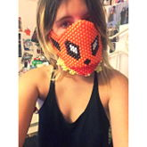 Flareon Pokemon Mask
