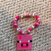 Minecraft Pig Single