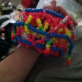 My Little Pony Confetti Cuff