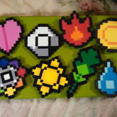 Kanto Badges