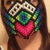 Lovely Mask!